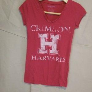 Harvard Cotton tee